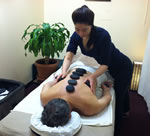Hot Stone with Tao Massage